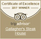 Gallaghers Steakhouse on TripAdvisor